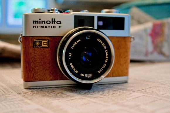 Custom Veneer Minolta Hi-Matic F